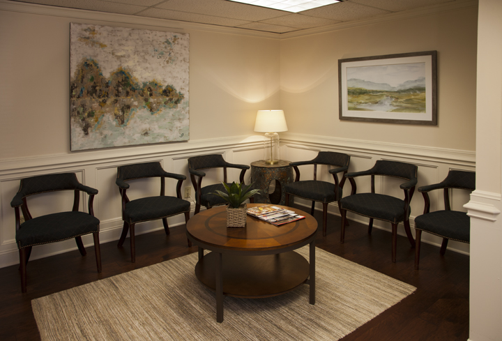 Dr. Steven Leach Office